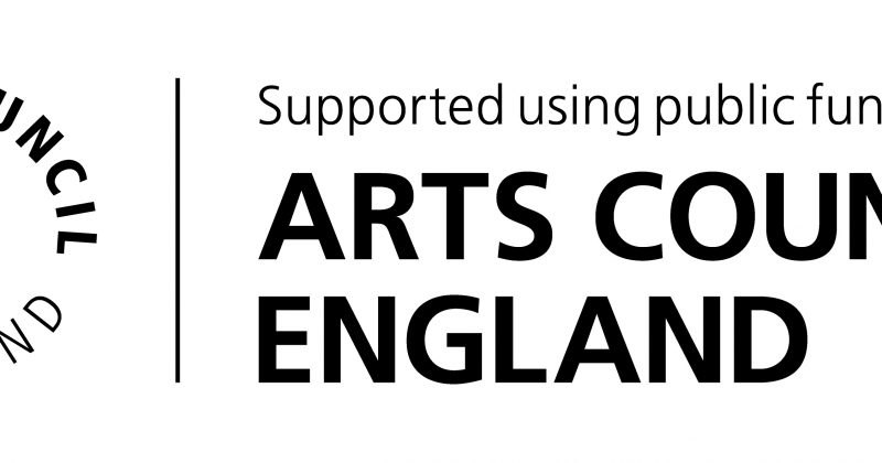 Arts Council England support for two new projects