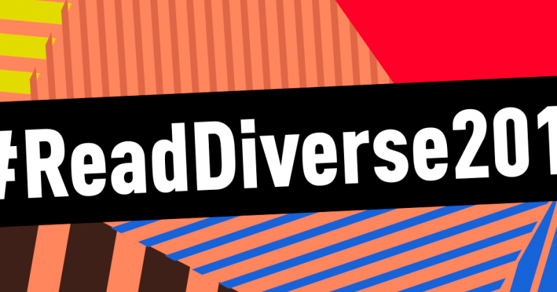 We're taking part in Twitter campaign #DiverseDecember