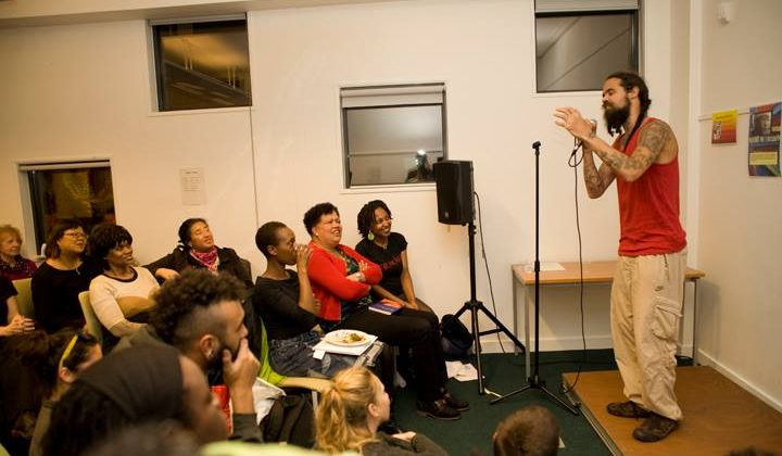 Spotlight events 2017: Spoken word & music in Milton Keynes & Crawley